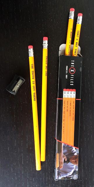 The X-Files Pencil Case