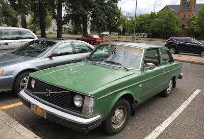 1978 Volvo 242 DL