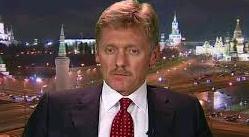 le porte-parole du Président russe, Dmitri Peskov