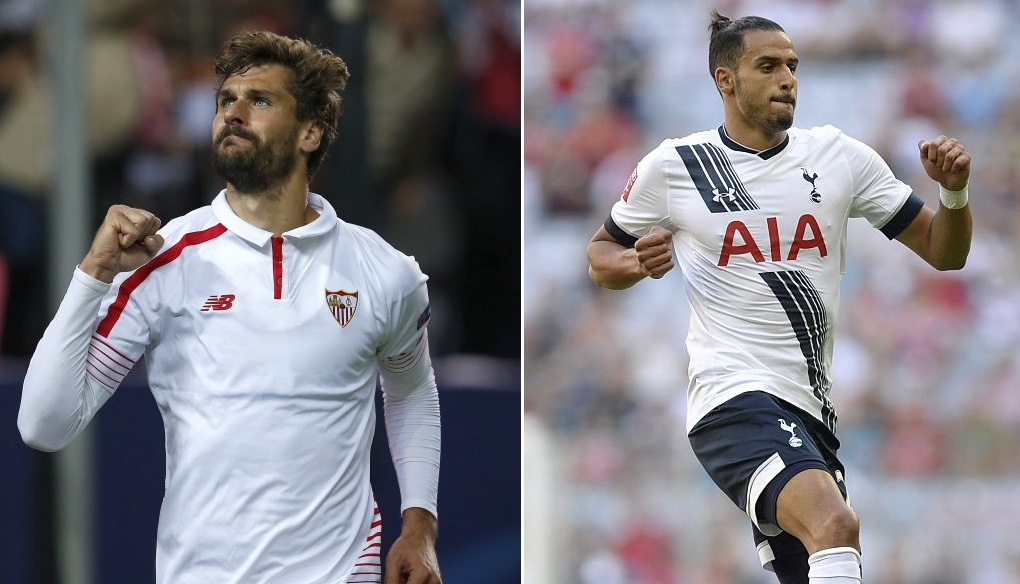 Swansea eye Fernando Llorente and Nacer Chadli