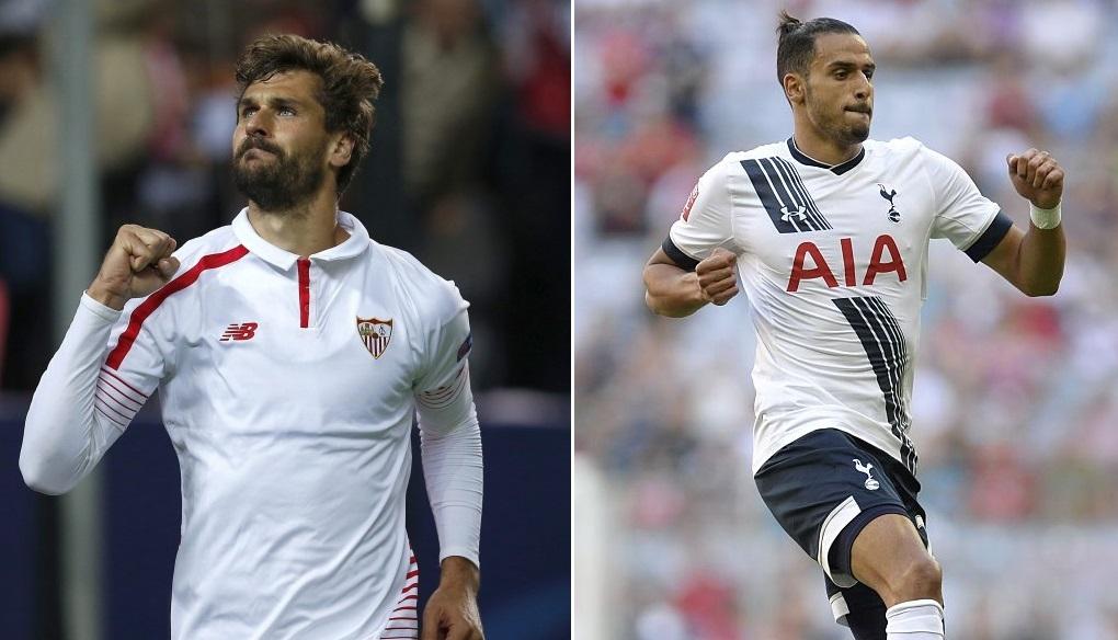 Swansea eye Fernando Llorente and Nacer Chadli