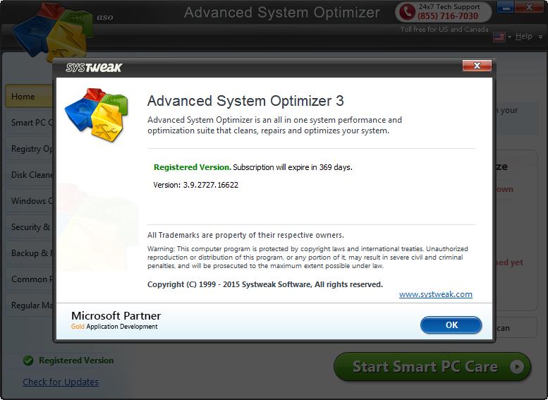 Get Advanced System Optimizer KeyGen Patch