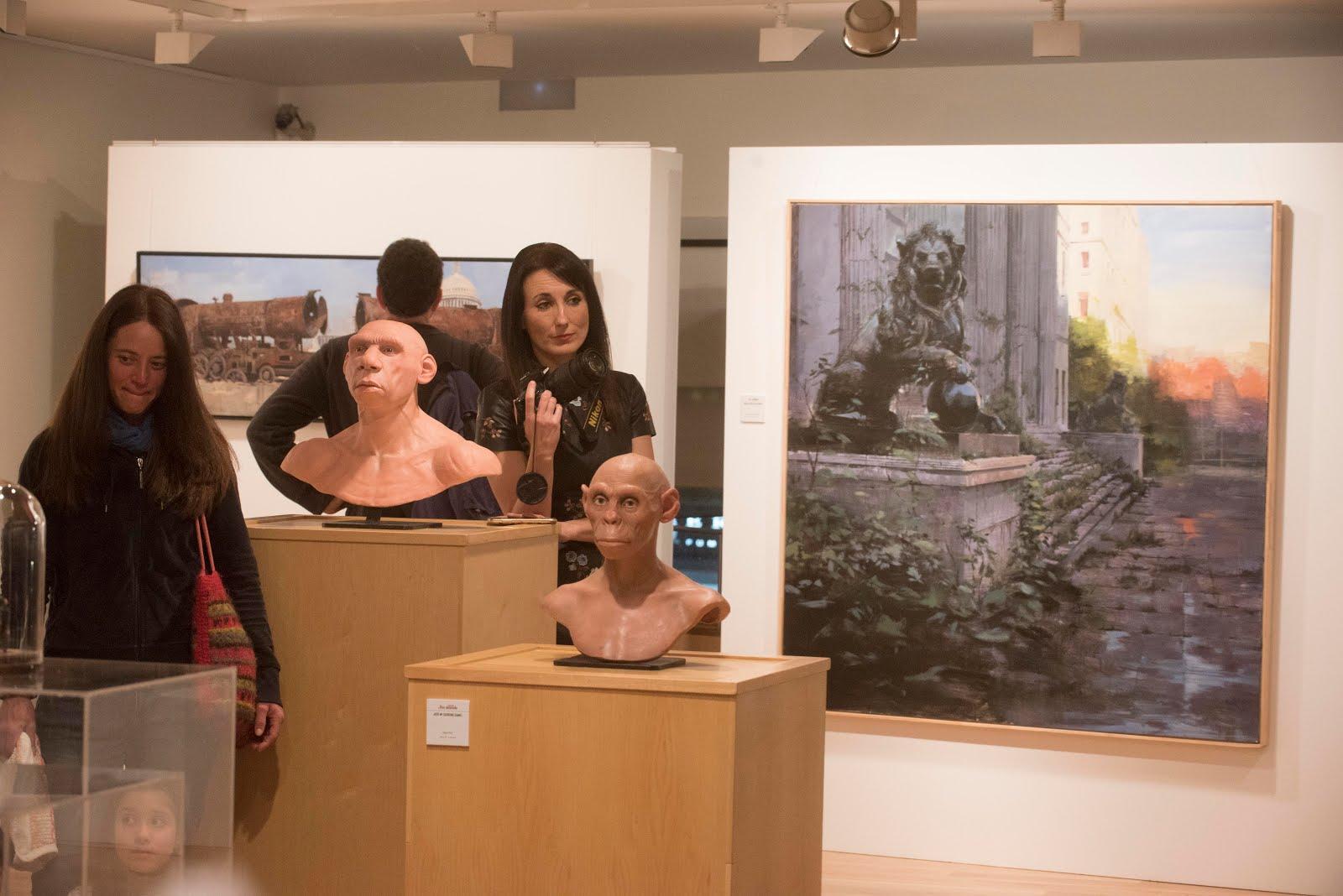 El Colectivo El Rey Desnudo Expone En La Sala Zaida A Beneficio De