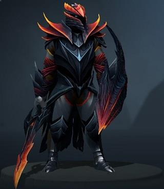 Dragon Knight - Knight of The Burning Scale