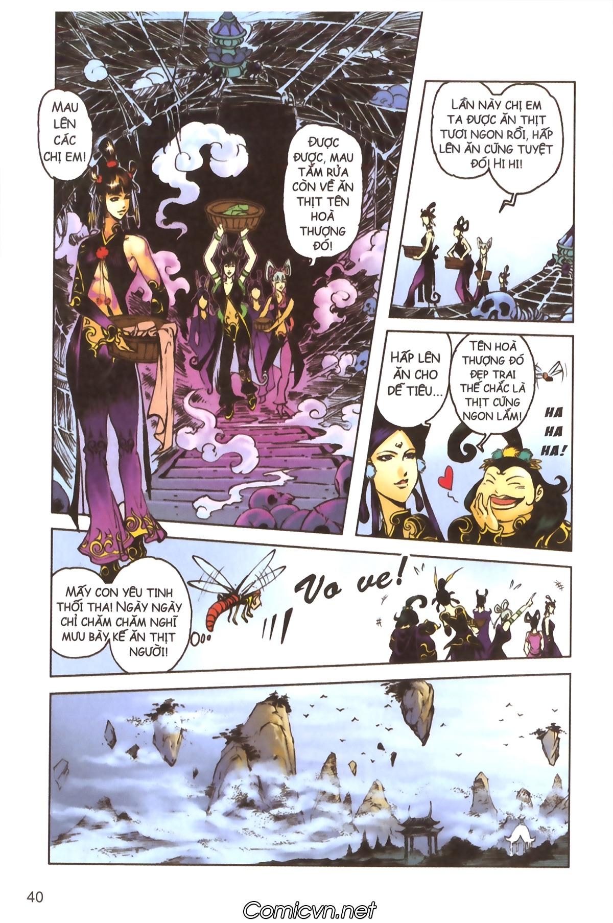 Tây Du Ký màu - Chapter 115 - Pic 6