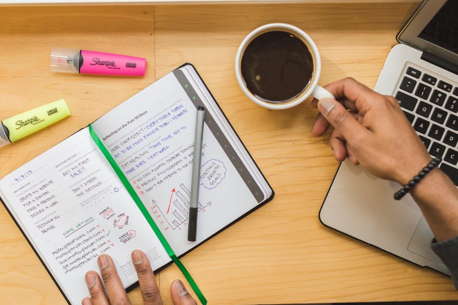 como criar o hábito de estudar
