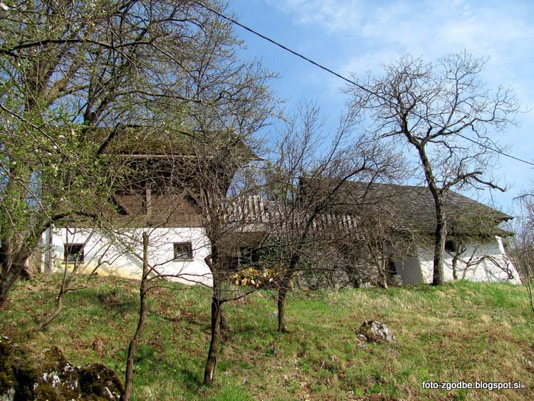 Pot kulturne dediščine Žirovnica - Doslovče