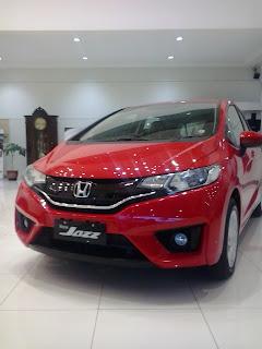 Honda Cikarang Bekasi Jawa Barat, Paket Dp Ringan Mobil Honda Jazz Dapatkan Promonya