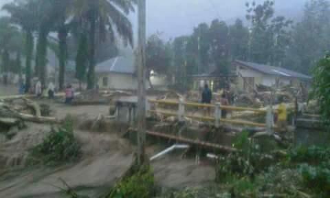 Aceh Tenggara Dalam Duka Mengalami Banjir Bandang