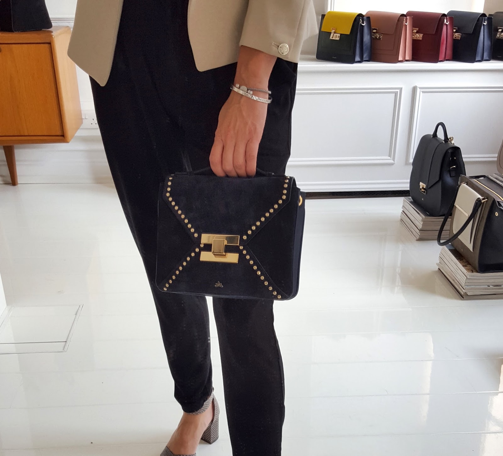 Mini Berlin demellier well priced bags with a touch of luxe i won t wear