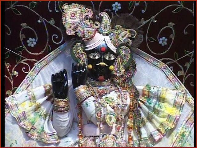 Bankey Bihari Temple Вриндаван