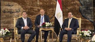 Τσίπρας από Κάιρο: Να συνεργαστούμε για τη σταθερότητα και την ευημερία των λαών μας