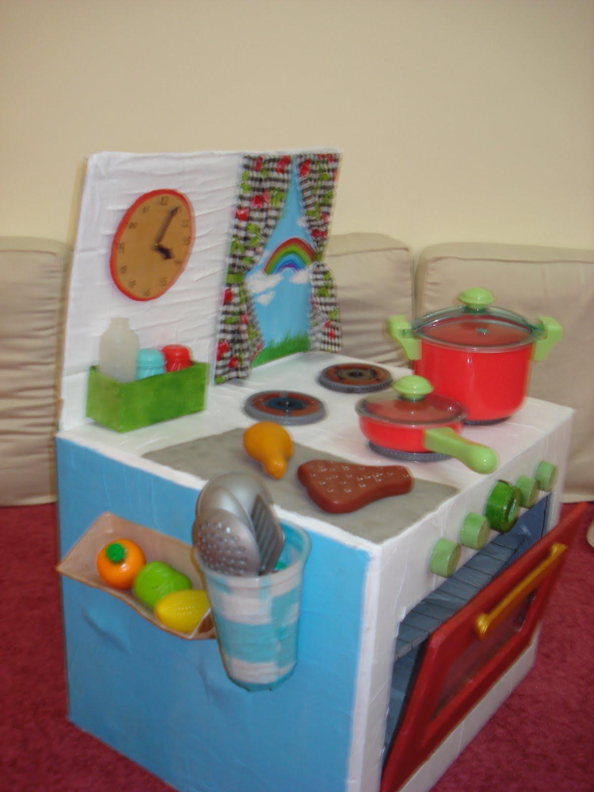 Z Amp D Diy Pretend Play Kitchen