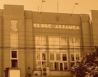 Clube Aliança, em Bento Gonçalves, RS
