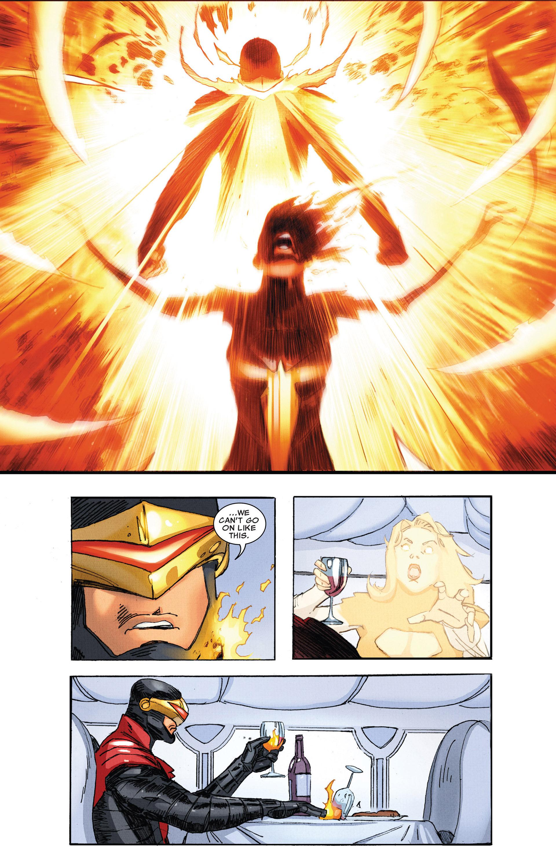 Read online Uncanny X-Men (2012) comic -  Issue #18 - 21
