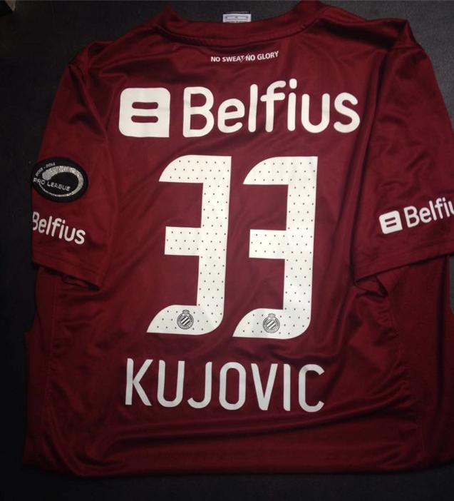 Kujovic: Club Brugge Collectie : Enkele Collector Items 2013-2014