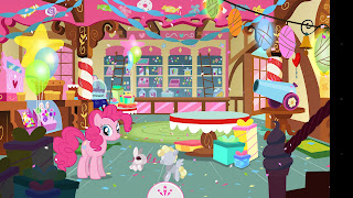 MLP Friendship Celebration App Review