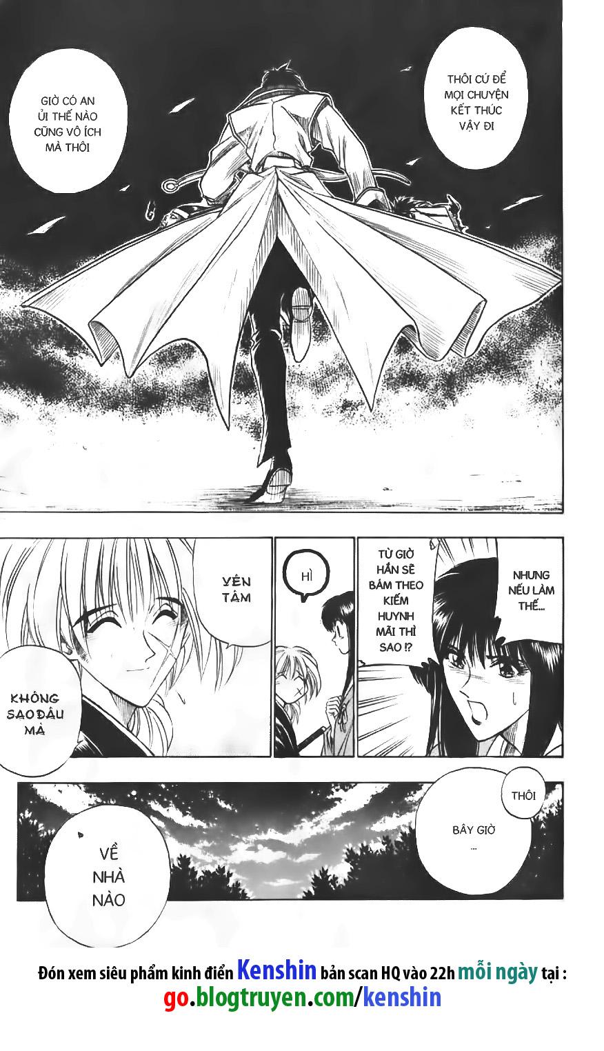 Rurouni Kenshin chap 30 trang 12