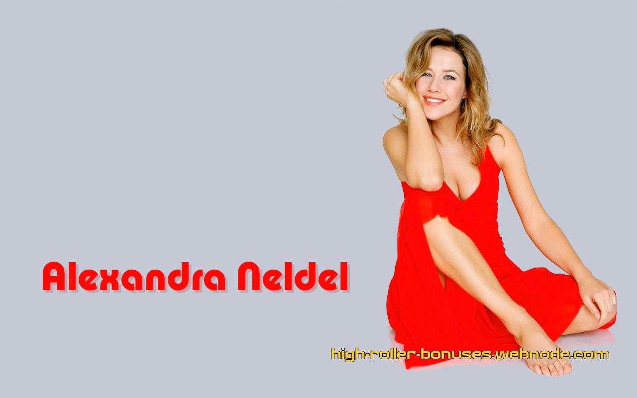 Alexandra Neldel Nude Video 108