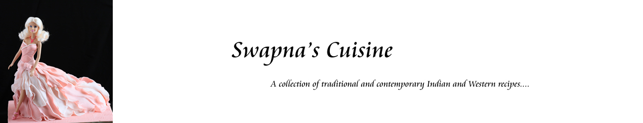 Swapna's Cuisine: Pastel de Tres Leches – Three-Milk Cake ~ Daring Baker' September 2013 Challenge