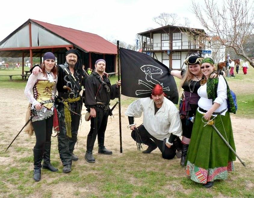 Pirates of Texarkana