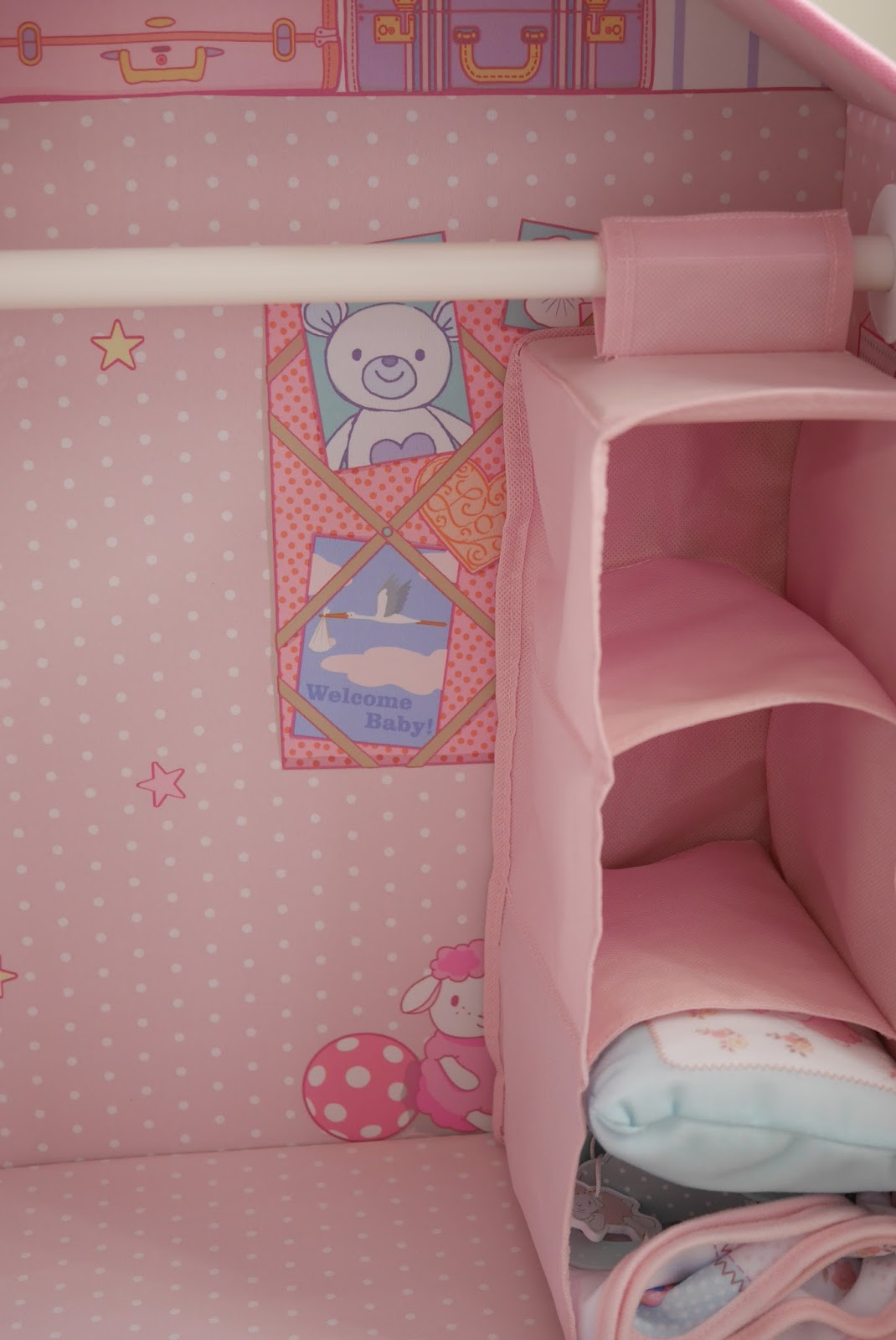 Review Baby Annabell Bedroom This Day I Love - Anna bell baby wardrobe