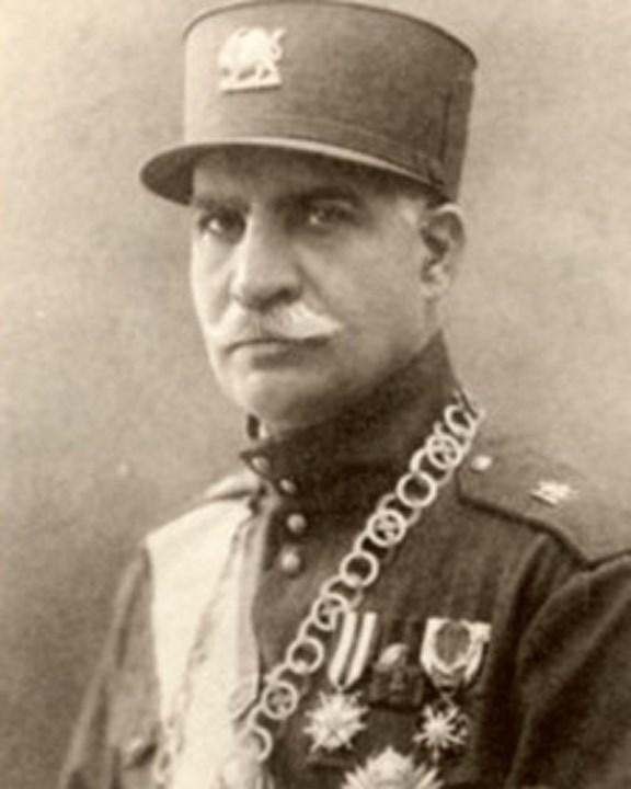 Shah Reza Khan