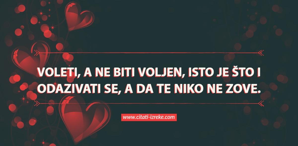 Volim te citati ljubavni ljubavni citati