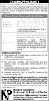 Jobs in National Industrial Parks Development and Management Company