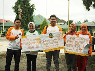 3 Mei, 109 Relawan Pengajar Siap Menginspirasi
