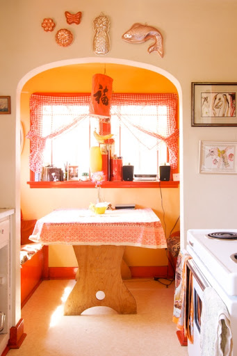 Theme design 11 ideas to decorate breakfast nook house for European breakfast nook