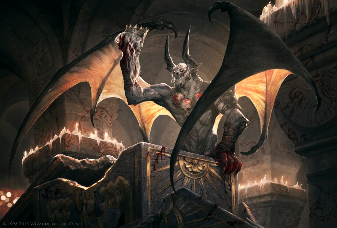 desecration demon wallpaper -#main