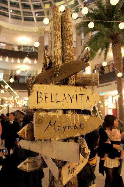 BELLAVITA 寶麗聖誕小鎮