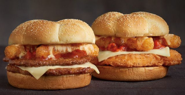 Checkers Rally S Debuts New Monsterella Stix Double And Monsterella Chicken Parm