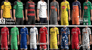 PES 2013 Kitpack K-League Classic 2016-17 By syirojuddin