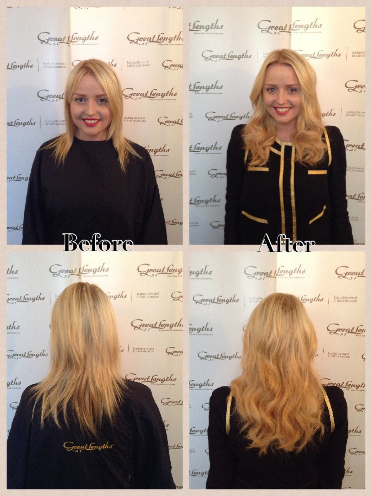 Lipstick Gossip By Great Lengths Ireland Hair Extensions My