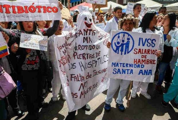 OVCS: Se registraron 72 protestas diarias en julio por derechos sociales y de salud