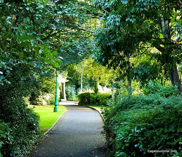 Merrion Park, Dublin