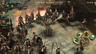 Dynasty Warrior Unleashed apk + data