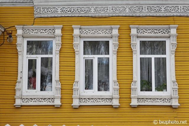 деревянные дома вологда