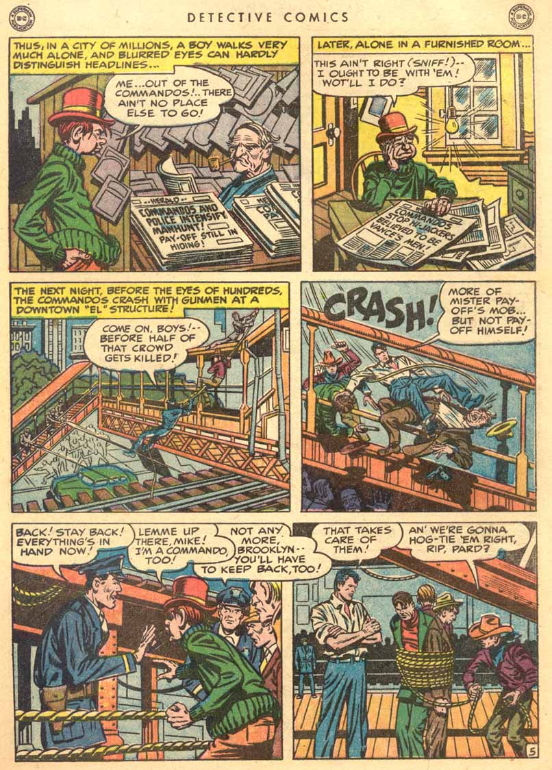 Read online Detective Comics (1937) comic -  Issue #149 - 43