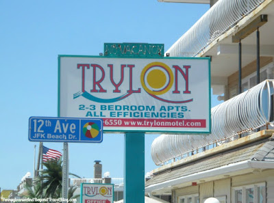 Trylon Motel in North Wildwood New Jersey