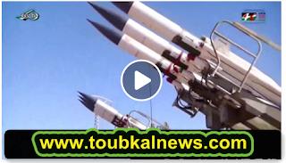 بالفيديو استعراض عسكري لقوات جبهة البوليساريو استعداد للحرب
