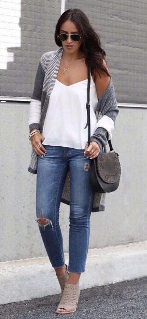 Outfits Club: Casual Style Addiction: 55 Outfit Ideas You Can Wear Every Single Day
