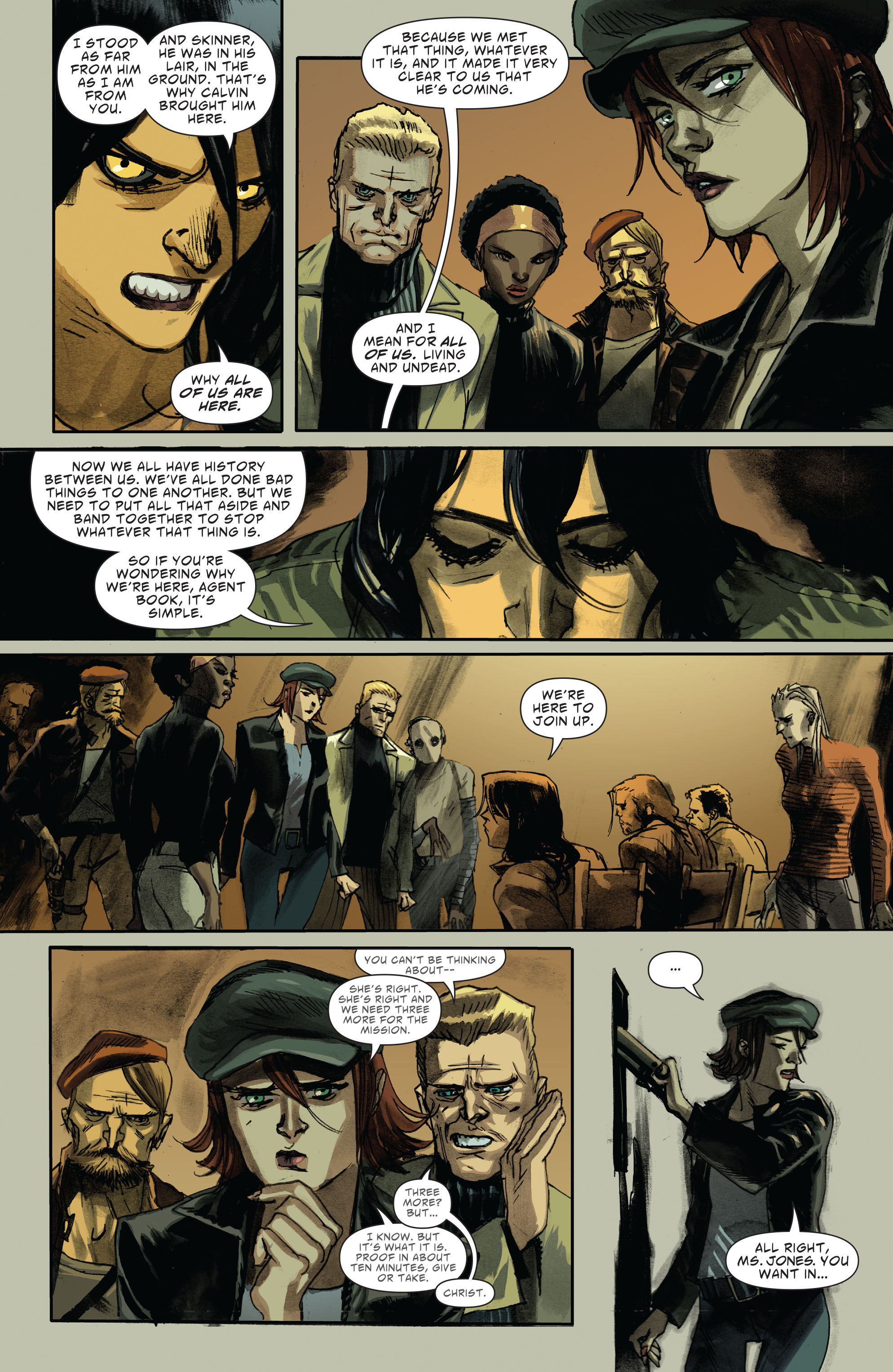 Read online American Vampire: Second Cycle comic -  Issue #6 - 12