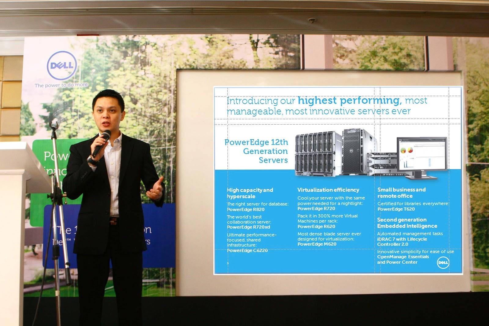 Amazing Jing for Life: Dell Enhances Enterprise Solution