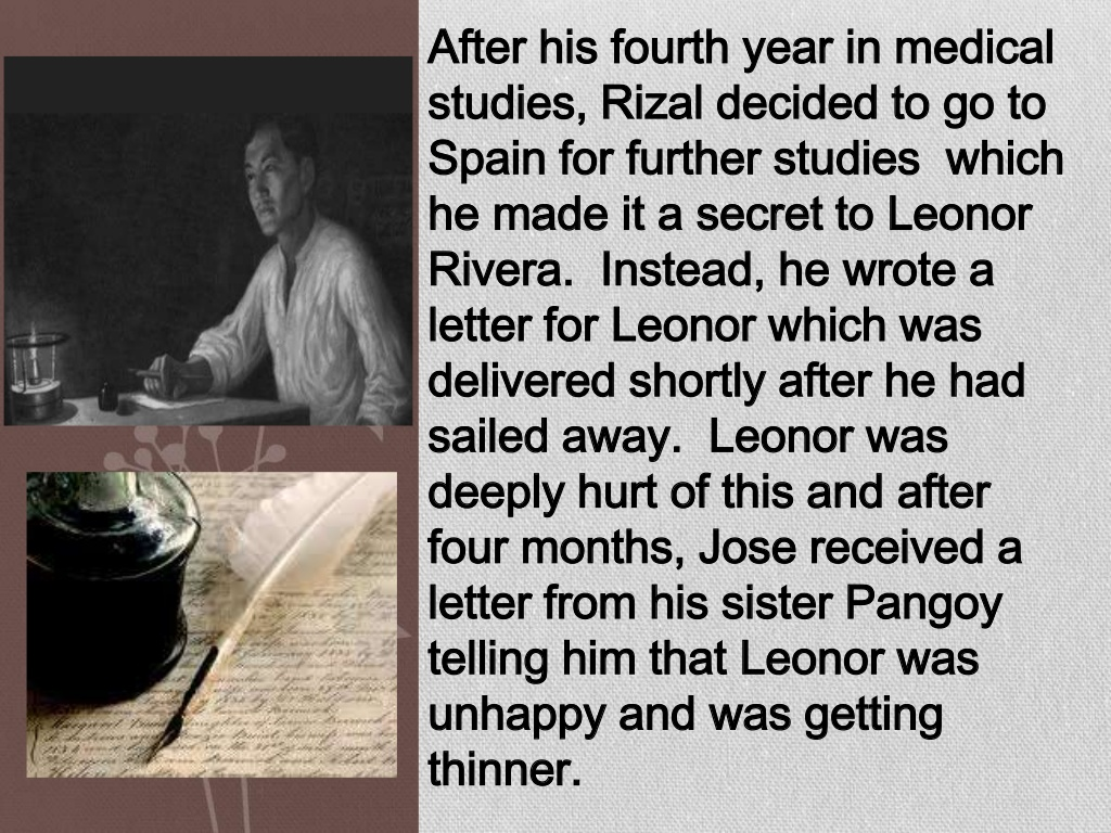 """leonor valenzuela Leonor """"orang"""" valenzuela when jose rizal boarded at the intramuros house of  dona concha leyva, they lived near capitan juan valenzuela and capitana."""