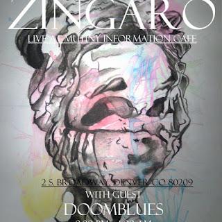 Zingaro instrumental prog metal fusion