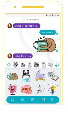 Google Akhirnya Merilis Aplikasi Chat Allo