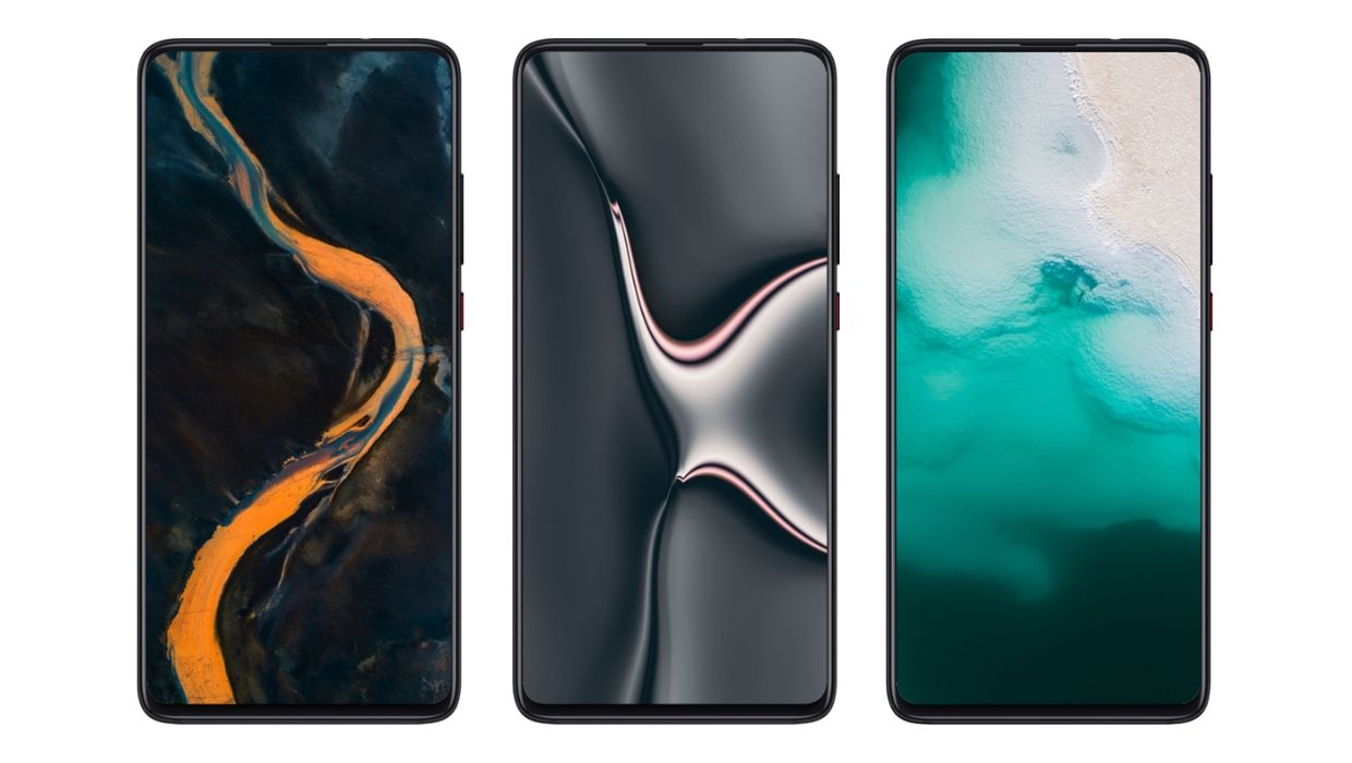 Download Realme UI Stock Wallpapers Collection